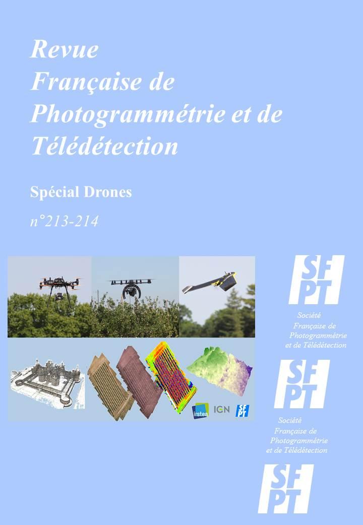 Afficher No. 213 (2017): RFPT n°213-214 Spécial Drones