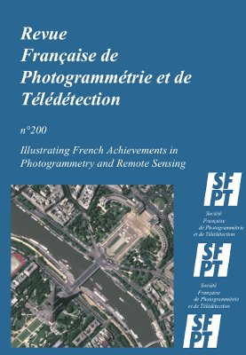 Afficher No. 200 (2012): Illustrating French Achievements in Photogrammetry and Remote Sensing